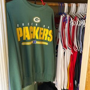 Green Bay Packers Crewneck Sweatshirt